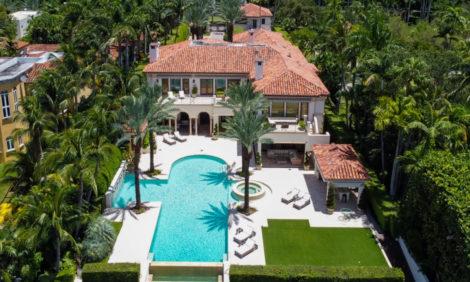 Новый дом Джей Ло и Алекса Родригеса в Майами стоит 40 миллионов долларов — и похож на целый курорт