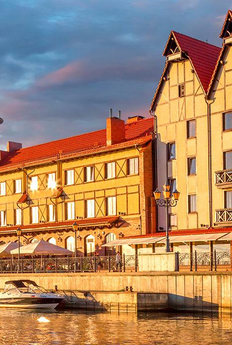 В России возобновлено железнодорожное сообщение с Калининградом