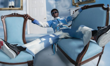 Men in Style: Вирджил Абло создал для Louis Vuitton кампейн-манифест об инклюзивности и многообразии