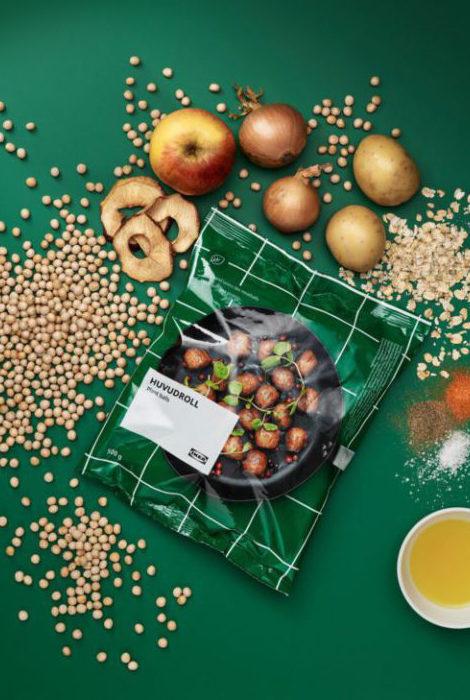 Экодельки: в IKEA появилась экологичная версия знаменитых фрикаделек