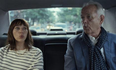 «Последняя капля»: Билл Мюррей и Рашида Джонс в трейлере нового фильма Софии Копполы