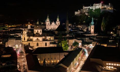 Зальцбургский фестиваль отмечает столетний юбилей