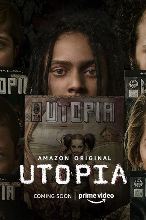 #PostaСериалы: вышел трейлер «Утопии» — ремейка культового британского фантастического шоу