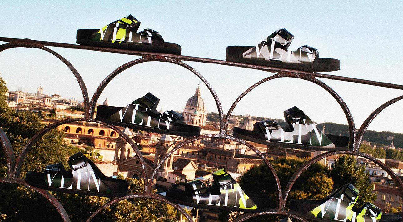 Коллаборация Valentino x Birkenstock: немецкий комфорт и итальянский стиль