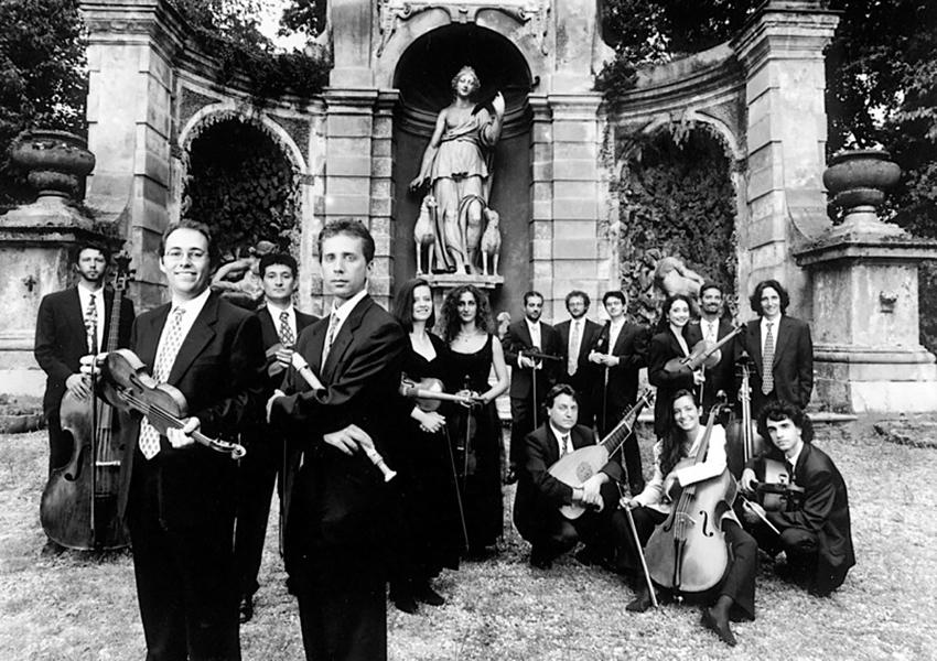 Концерт ансамбля старинной музыки Il Giardino Armonico