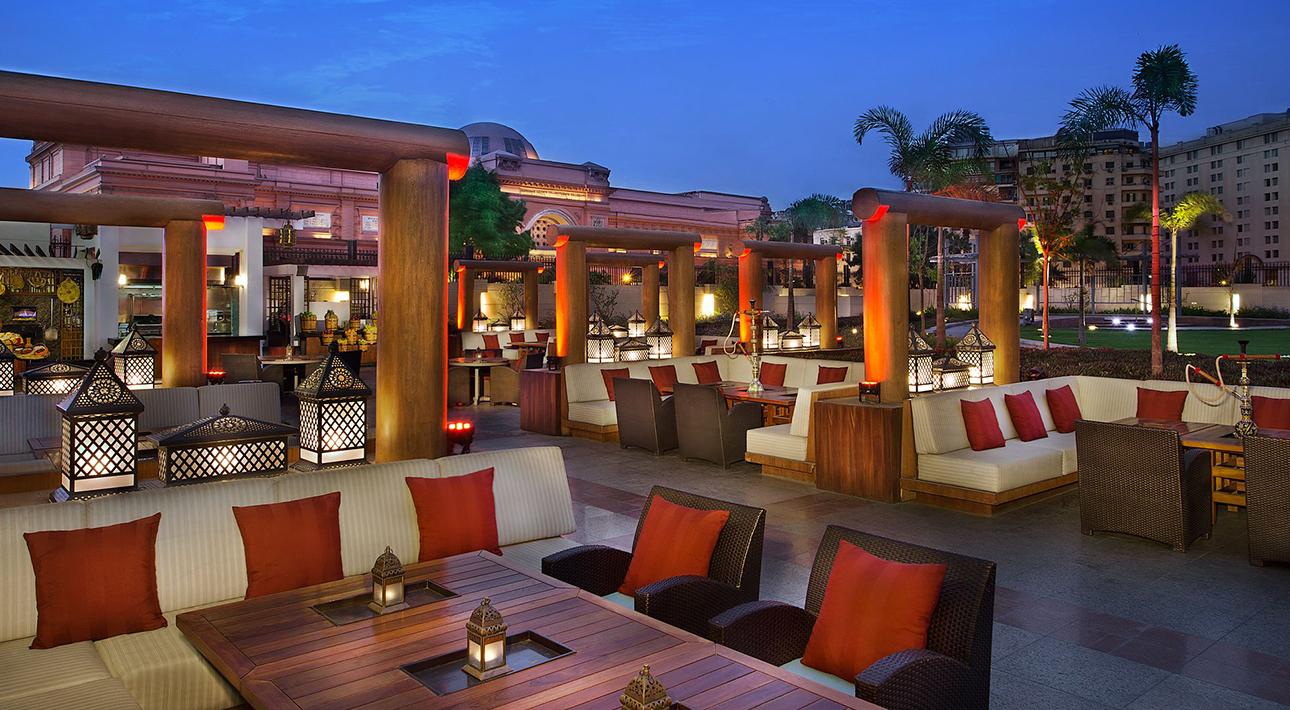 The Nile Ritz-Carlton, Каир