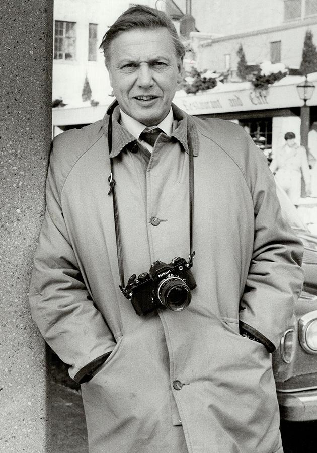 Дэвид Аттенборо