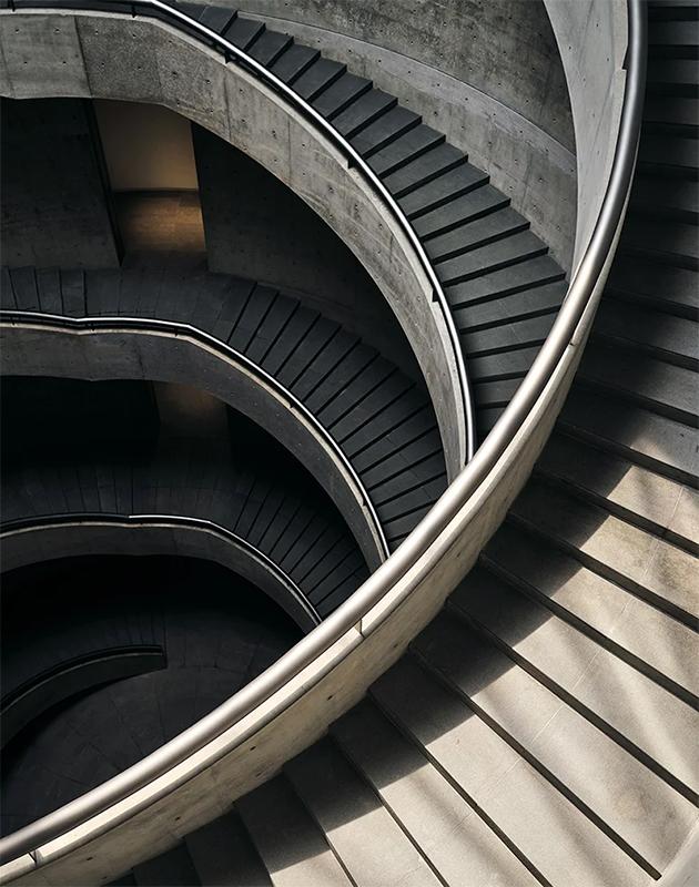 В Китае готовятся к открытию художественного музея He Art Museum, построенного по проекту Тадао Андо