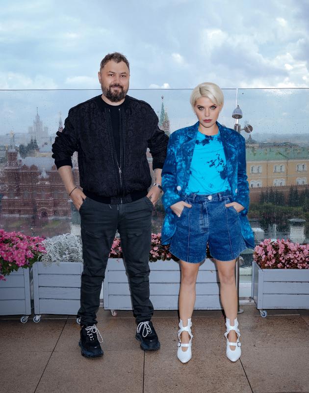 Алексей Голубев и Липа Тетерич