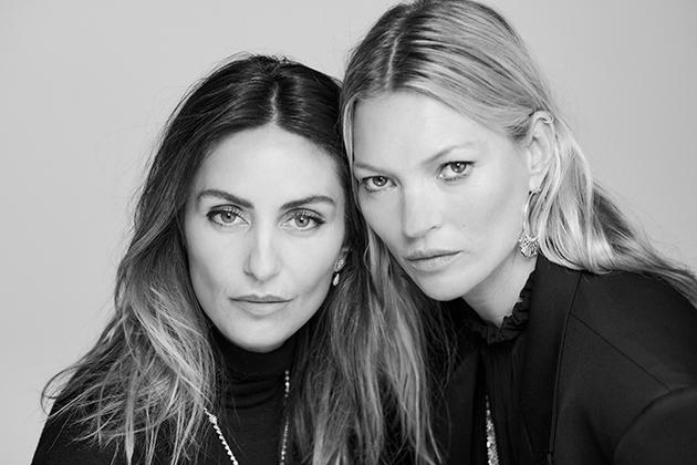 Ювелирный бренд Messika представил коллаборацию с Кейт Мосс