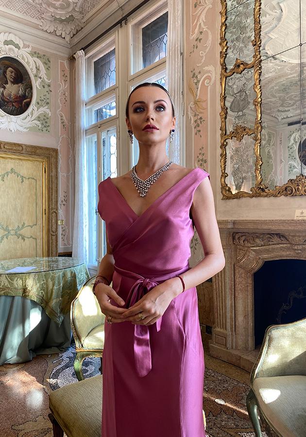 Фото дня: Наталья Османн — на премьере картины «Мир грядущий» на Венецианском кинофестивале