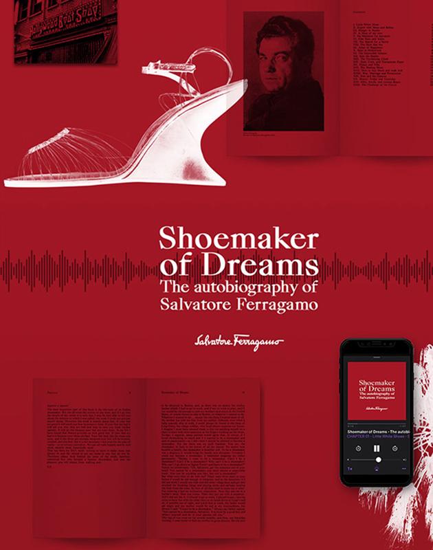 В новом подкасте Salvatore Ferragamo знаменитости читают главы мемуаров основателя Дома