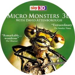 «Микромонстры 3D с Дэвидом Аттенборо» (2013)