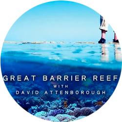 «Большой барьерный риф с Дэвидом Аттенборо» (2015)