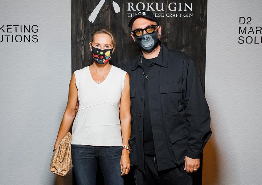 Оксана Бондаренко и Кирилл Серебренников