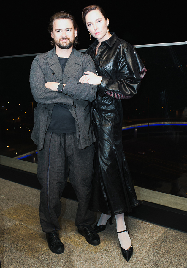 Борис и Ирина Зарьковы