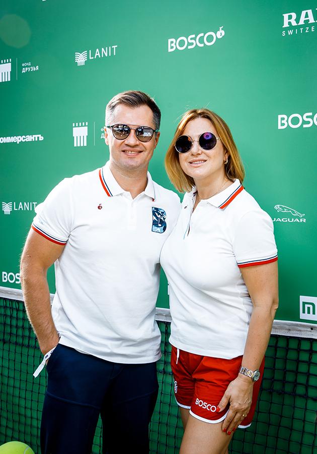Алексей и Галина Немовы