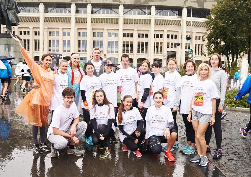 Добрые новости: благотворительная акция «Милосердие на бегу» и кампания Le Petit Marseillais в поддержку фонда «Дети-Бабочки»
