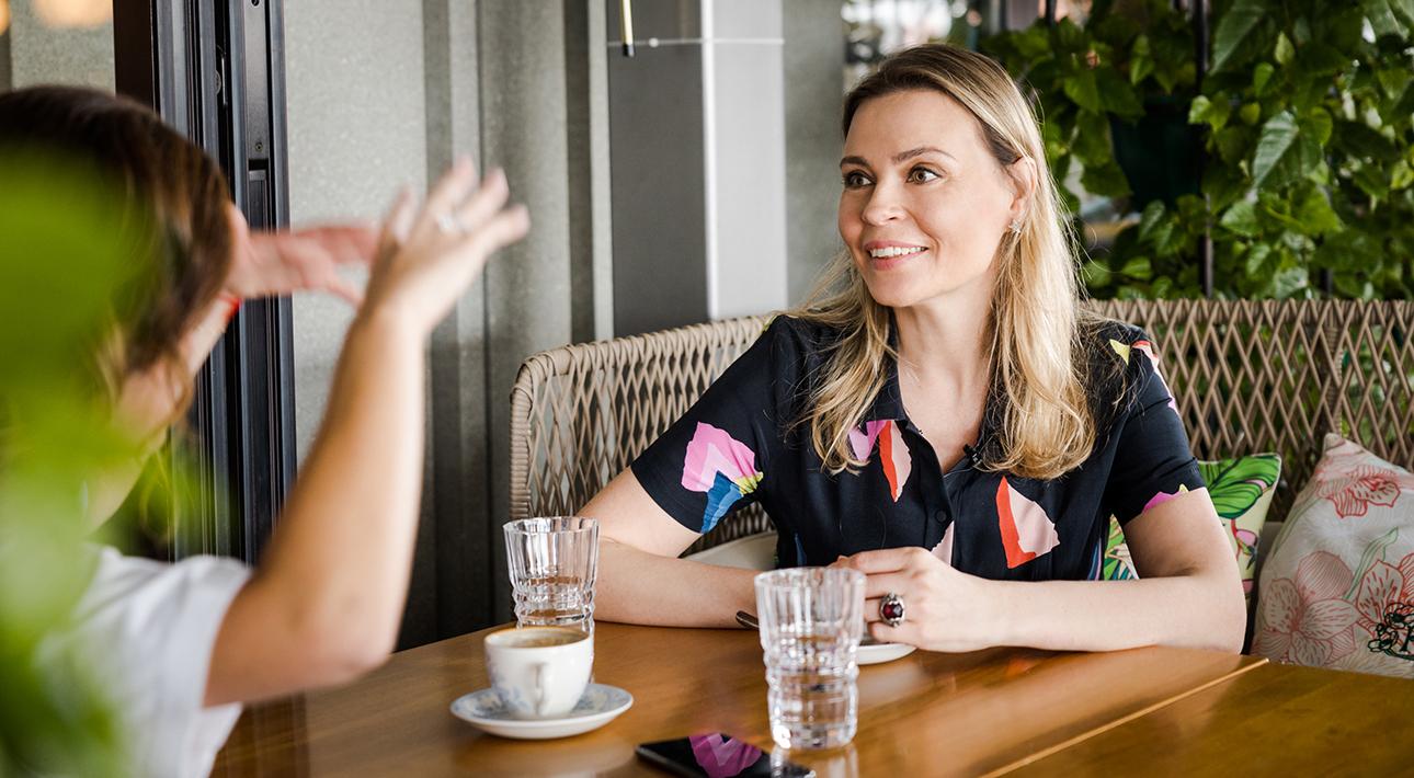 КиноБизнес изнутри с Ренатой Пиотровски: интервью с продюсером и актрисой Анной Зайцевой