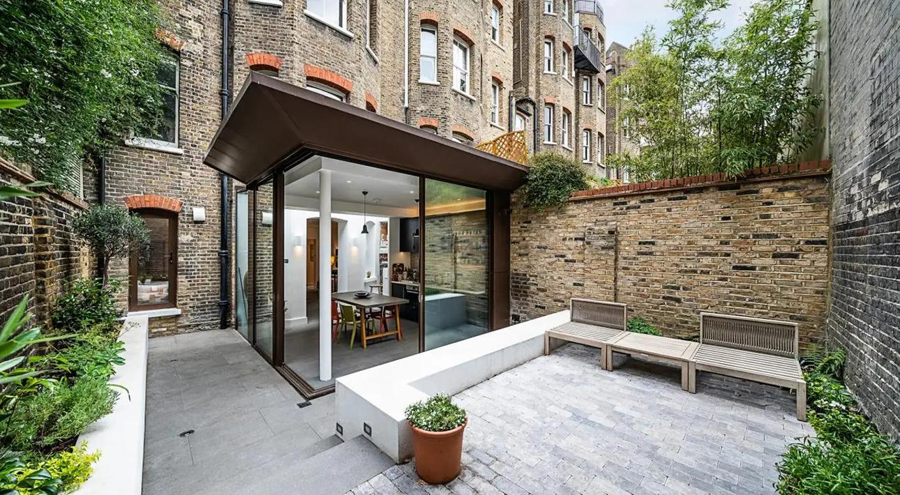 В Лондоне продается квартира в бывшем доме Оскара Уайльда