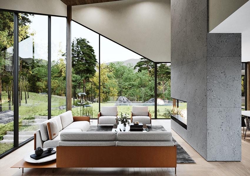 Aston Martin проектирует частную резиденцию в долине Гудзона
