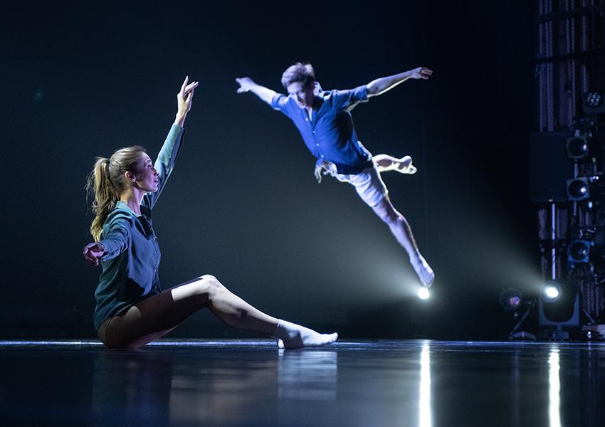 «Вечер молодых хореографов 2020» в рамках Context. Diana Vishneva