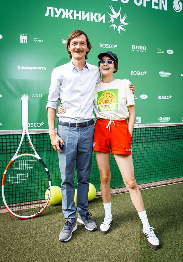 Филипп и Лиза Янковские