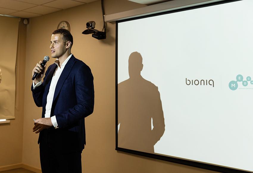 Вадим Федотов презентует федеральную Health-Tech-платформу биохакинга