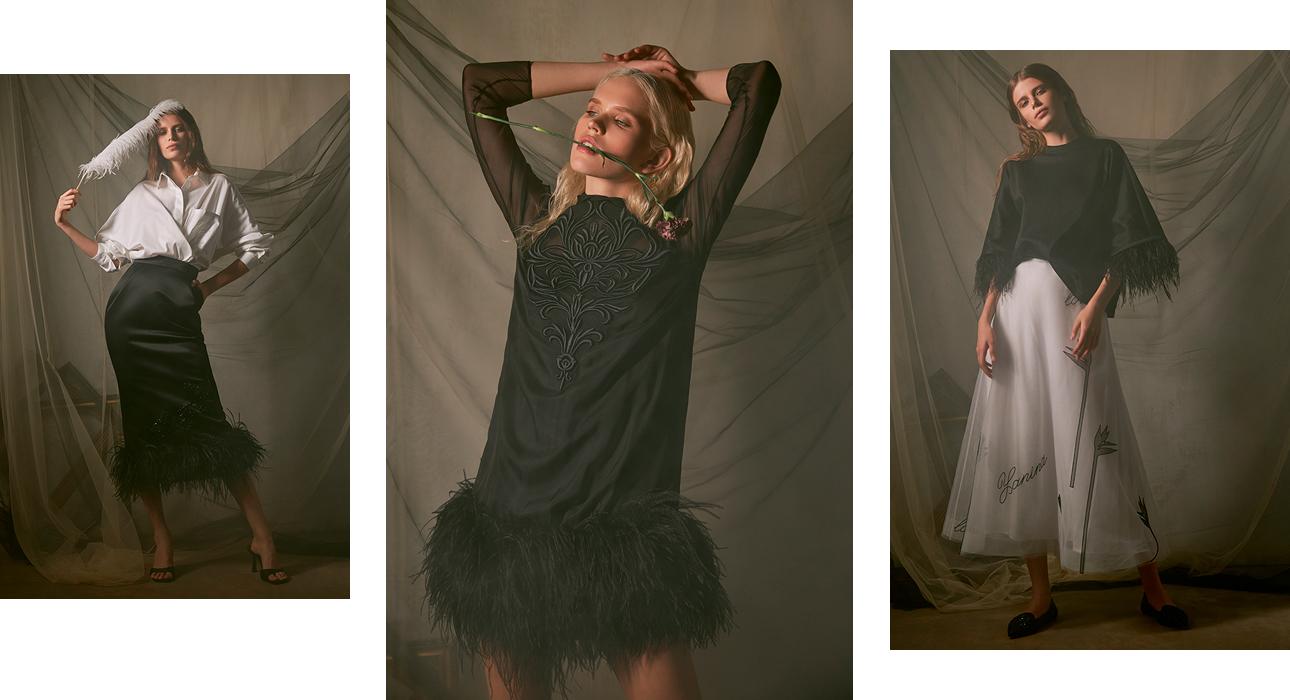 И в пир, и в мир: модный дом Yanina представил первую коллекцию demi couture
