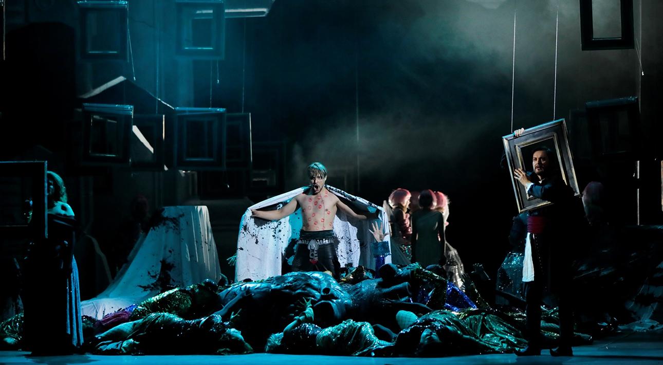 Опера «Дон Жуан» Башкирского государственного театра оперы и балета