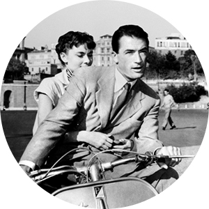 «Римские каникулы»  (1953), реж. Уильям Уайлер