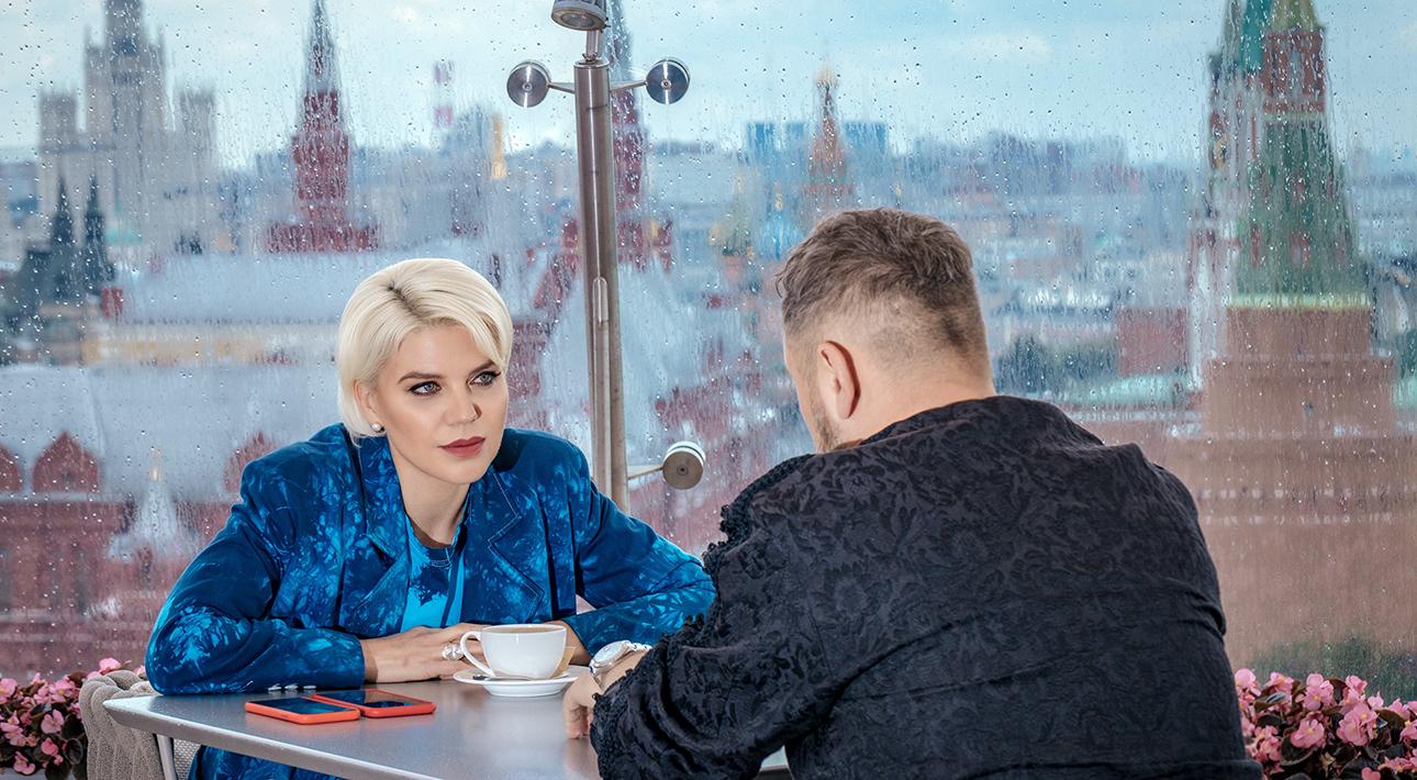 Липа Тетерич и Алексей Голубев