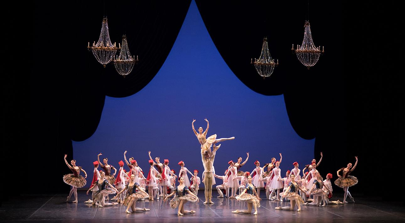 «Гала-балет» в МАМТ