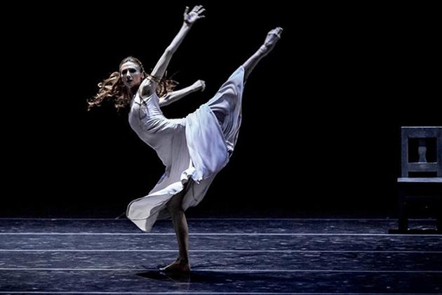 Премьера балета «Четыре персонажа в поисках сюжета»
