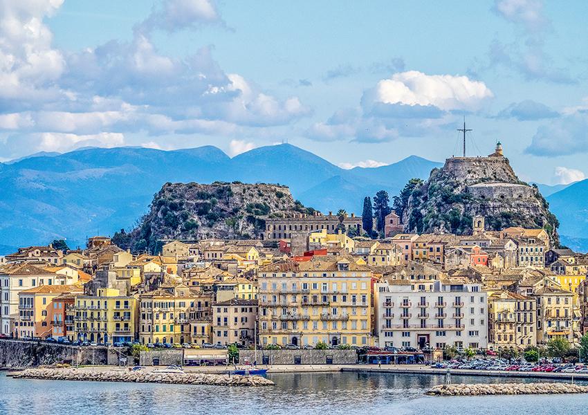 Остров блаженства: путешествие на Корфу