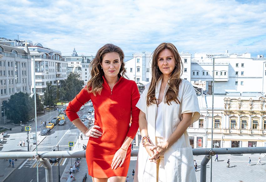 Рената Пиотровски и Екатерина Кононенко