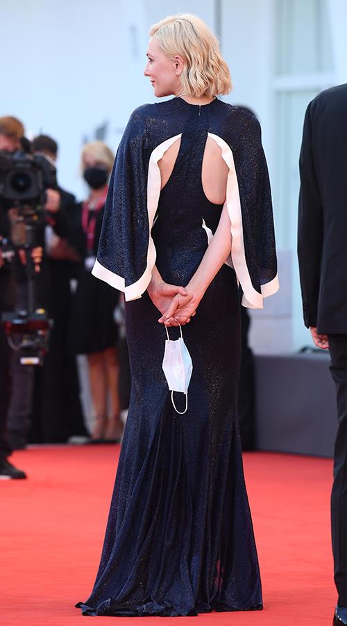 Кейт Бланшетт на Кинофестивале в Венеции