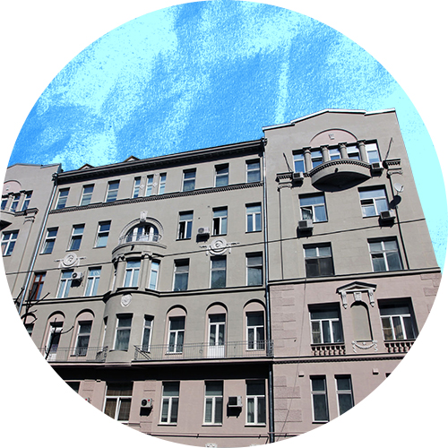 Поварская, 26  Доходный дом Баскакова
