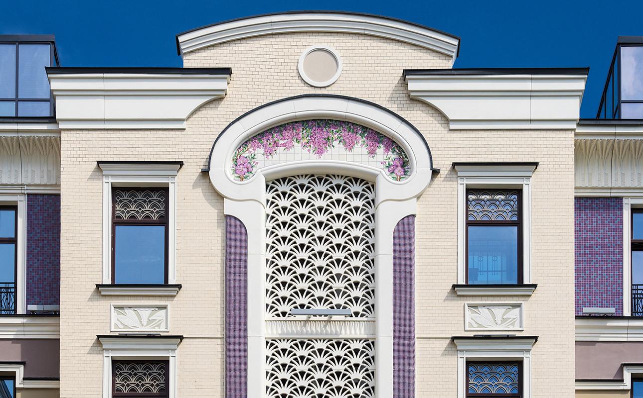 ЖК «Театральный Дом» на Поварской