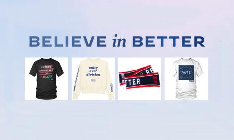 Ведущие американские дизайнеры создали коллекцию для предвыборной кампании Джо Байдена и Камалы Харрис