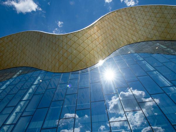 Дворец гимнастики Ирины Винер-Усмановой получил престижную архитектурную премию MIPIM Awards 2020