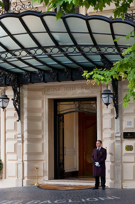 Римские каникулы: Baglioni Hotel Regina снова ждет гостей