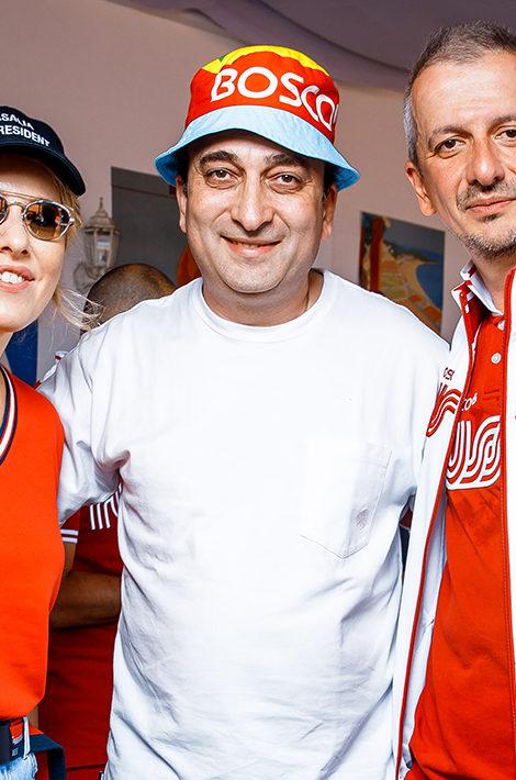 Ежегодный благотворительный теннисный турнир Bosco Friends Open