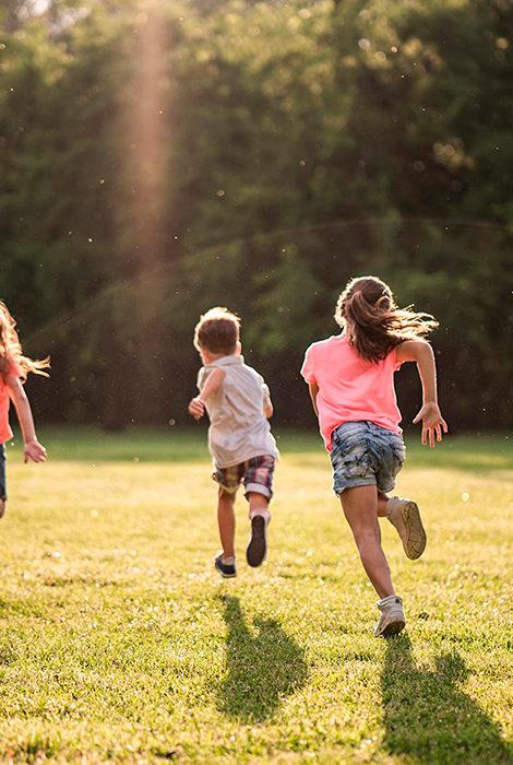 Хорошие новости: акция Clarins «Милосердие на бегу» и кампания в поддержку фонда «Дети-Бабочки»