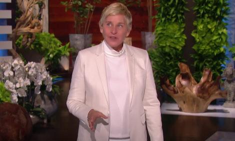 Эллен ДеДженерес впервые публично высказалась по поводу токсичной рабочей атмосферы за кулисами ее шоу