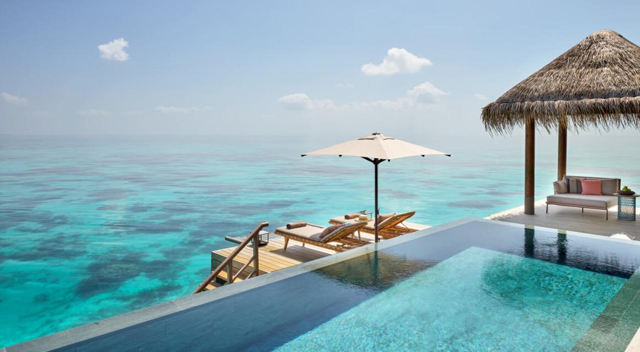 Курорт Joali Maldives