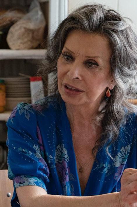 Фильм по роману Ромена Гари «Вся жизнь впереди» с Софи Лорен выйдет на Netflix в ноябре