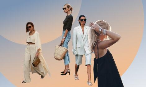 Style Notes: собираем гардероб для солнечной Греции