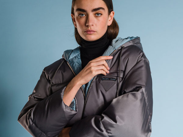 Style Notes: в продаже появилась капсульная коллекция женских пуховиков Prada, созданных специально для России
