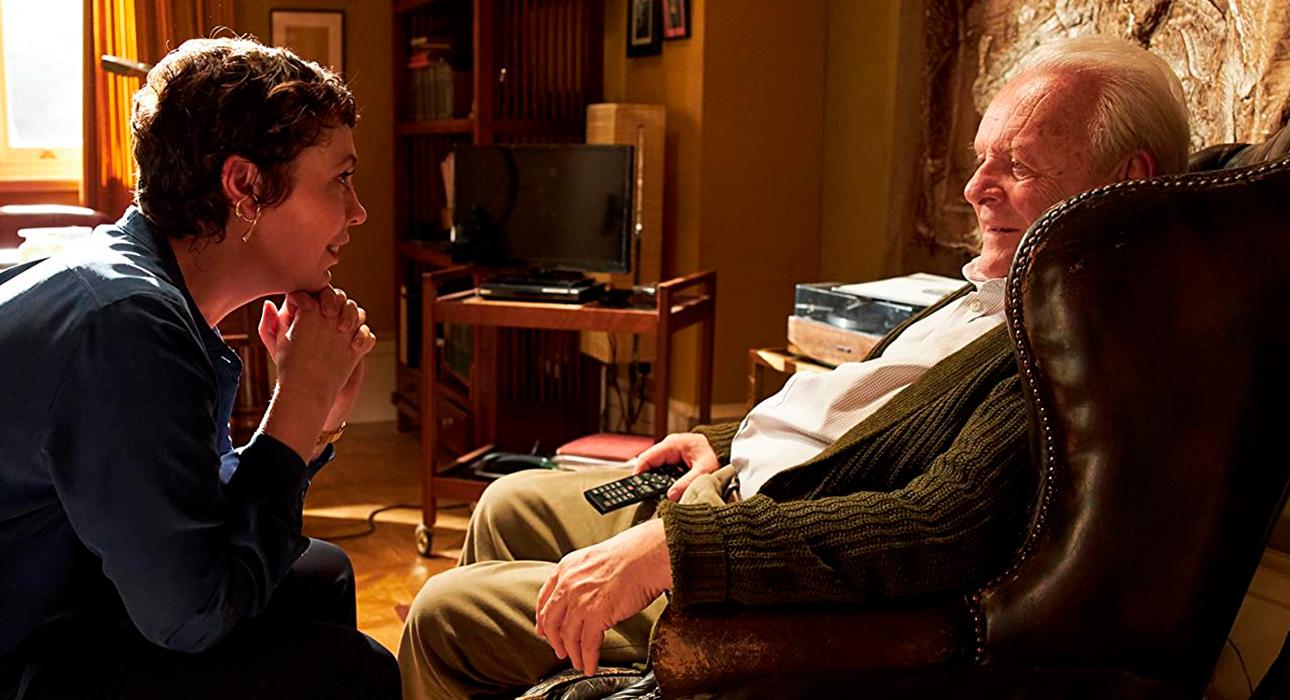 «Отец»: опубликован первый трейлер драмы с Энтони Хопкинсом и Оливией Колман